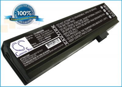 Аккумулятор CS-UWN223NB для WinBook X500  10,8V 4400mAh Li-ion