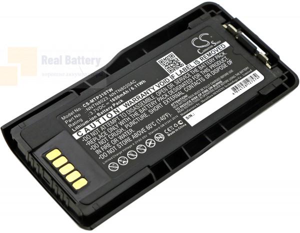 Аккумулятор CS-MTP310TW для Motorola MTP3100 3,7V 1650Ah Li-ion