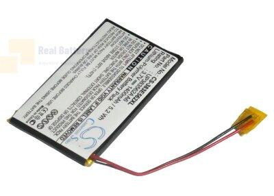 Аккумулятор CS-383E562XL для Palm Tungsten E 3,7V 1400Ah Li-Polymer