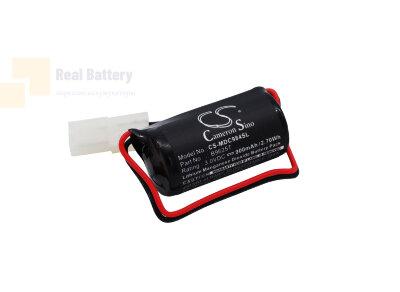 Аккумулятор CS-MDC984SL для Modicon 984X 3V 900Ah Li-MnO2