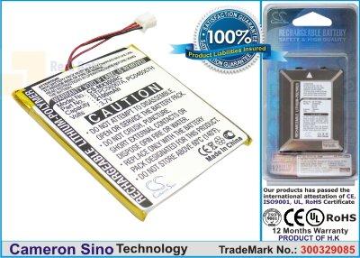 Аккумулятор CS-MX300RC для Universal MX-3000 3,7V 2100Ah Li-Polymer