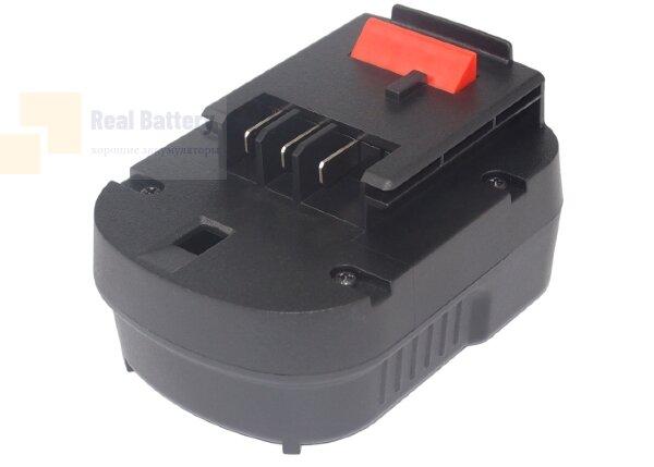 Аккумулятор для Black & Decker BD12PSK 12V 2Ah Ni-MH CS-BPS712PX
