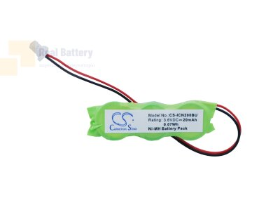 Аккумулятор CS-ICN200BU для Symbol MC9090 3,6V 20Ah Ni-MH