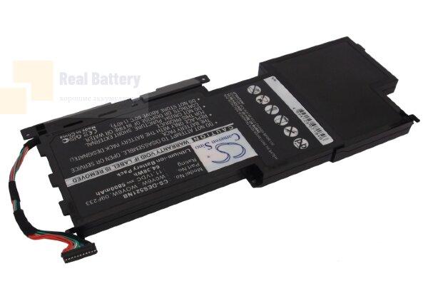 Аккумулятор CS-DES521NB для DELL XPS 15-L521x  11,1V 5800mAh Li-Polymer