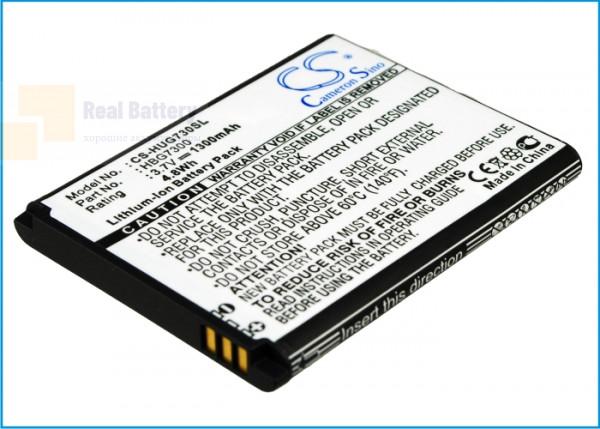 Аккумулятор CS-HUG730SL для T-Mobile Energy 3,7V 1300Ah Li-ion