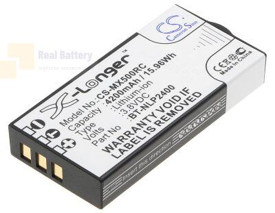 Аккумулятор CS-MX500RC для Universal MX-5000 3,8V 4200Ah Li-ion