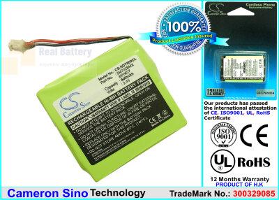 Аккумулятор CS-SDT500CL для V TECH VT1100 2,4V 600Ah Ni-MH