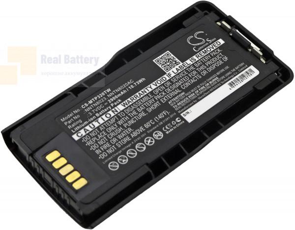 Аккумулятор CS-MTP320TW для Motorola MTP3100 3,7V 2900Ah Li-ion
