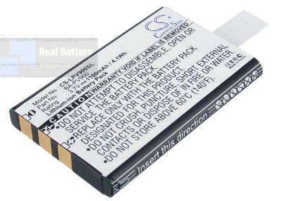 Аккумулятор CS-LPV900SL для Lawmate PV-900 3,7V 1100Ah Li-ion
