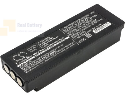 Аккумулятор CS-RBS960BL для Scanreco 590 7,2V 2000Ah Ni-MH