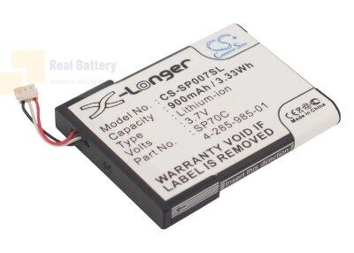 Аккумулятор CS-SP007SL для Sony PSP E1000 3,7V 900Ah Li-ion