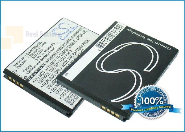 Аккумулятор CS-HT6325SL для T-Mobile Mytouch 4G 3,7V 1150Ah Li-ion