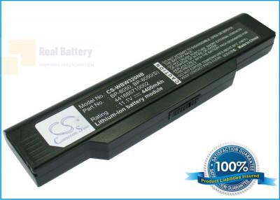 Аккумулятор CS-WBW320NB для WinBook W300  11,1V 4400mAh Li-ion