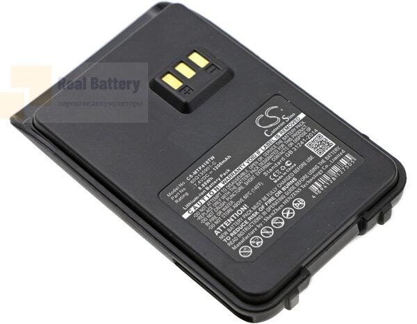 Аккумулятор CS-MTP418TW для Motorola SMP-418 7,4V 1200Ah Li-ion