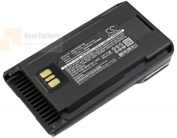 Аккумулятор CS-FVX261TW для YAESU EVX-530 7,4V 2200Ah Li-ion