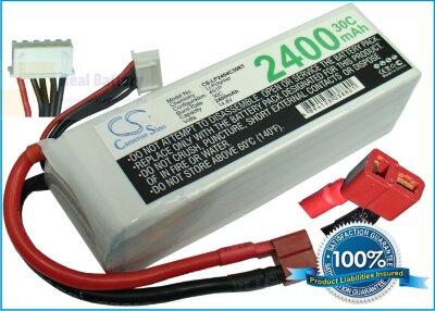 Аккумулятор CS-LP2404C30RT для RC CS-LP2404C30RT 14,8V 2400Ah Li-Polymer