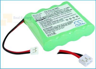 Аккумулятор CS-PHC463MB для Philips SBC-EB4880 E2005 4,8V 2000Ah Ni-MH