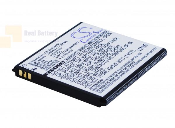 Аккумулятор CS-ZTQ101SL для ZTE Q101T 3,7V 1100Ah Li-ion