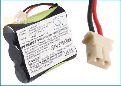 Аккумулятор CS-P502CL для V TECH 3N600AACL 3,6V 1200Ah Ni-MH