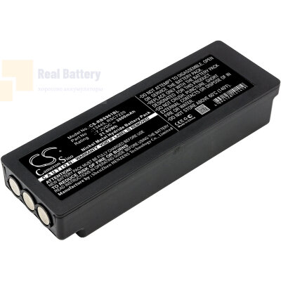 Аккумулятор CS-RBS961BL для Scanreco 590 7,2V 3000Ah Ni-MH