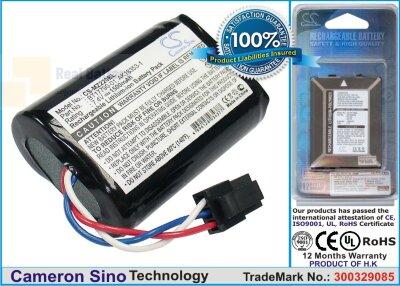 Аккумулятор CS-MZ220BL для ZEBRA MZ220 7,4V 1500Ah Li-ion