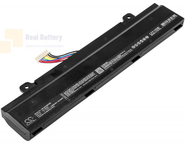Аккумулятор CS-ACV591NB для Acer Aspire  V5-591G-52AL  11,1V 4400mAh Li-ion