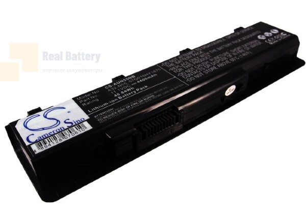 Аккумулятор CS-AUN55NB для Asus D778  11,1V 4400mAh Li-ion