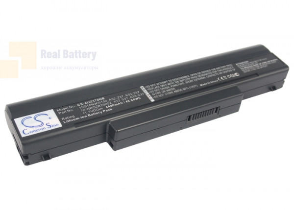 Аккумулятор CS-AUZ370NB для Asus S37  11,1V 4400mAh Li-ion