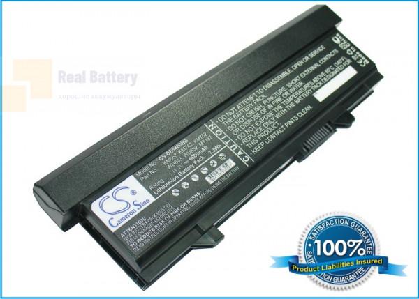 Аккумулятор CS-DE5400HB для DELL Latitude E5400  11,1V 6600mAh Li-ion