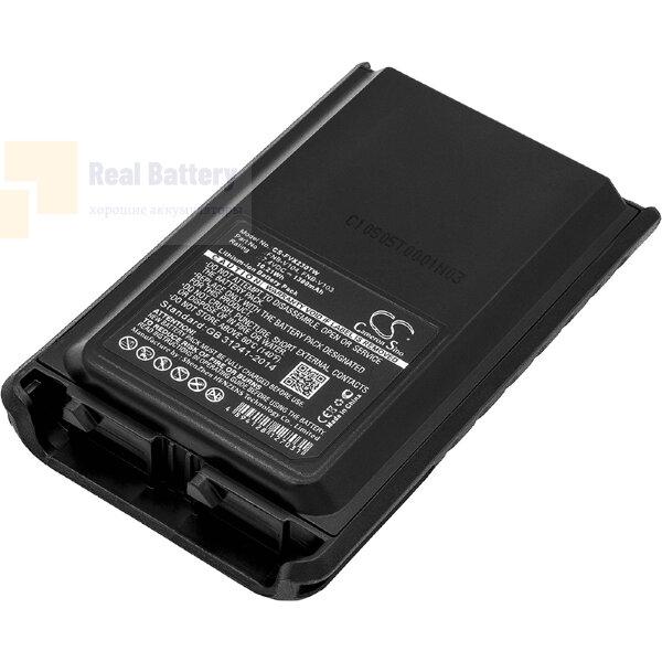 Аккумулятор CS-FVX230TW для YAESU VX230 7,4V 1380Ah Li-ion