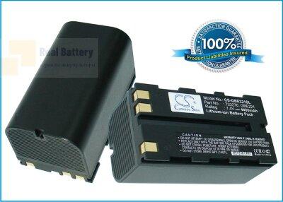 Аккумулятор CS-GBE221SL для Leica ATX1200 7,4V 4400Ah Li-ion