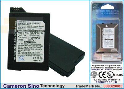 Аккумулятор CS-SP112SL для Sony Lite 3,7V 1200Ah Li-ion