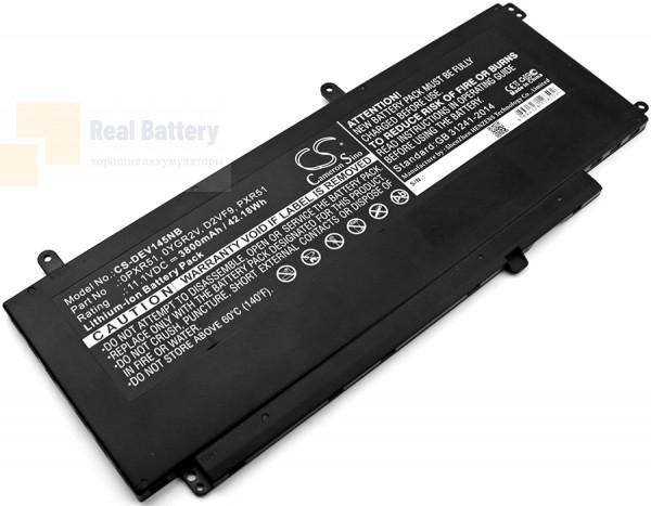 Аккумулятор CS-DEV145NB для DELL Inspiron 15 7547  11,1V 3800mAh Li-ion