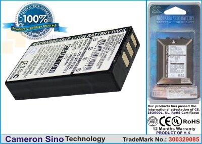 Аккумулятор CS-GIC573SL для Gigabyte GC-RAMDISK 3,7V 1400Ah Li-ion