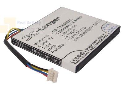 Аккумулятор CS-TEX060XL для Texas Instruments N2/AC/2L1/A 3,7V 1300Ah Li-ion