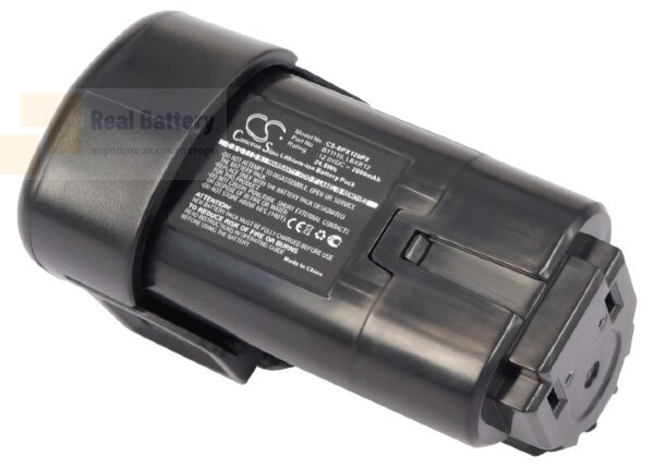 Аккумулятор для Black & Decker BDCDMT112 12V 2Ah Li-ion CS-BPX120PX