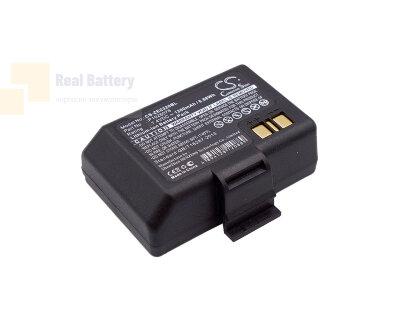 Аккумулятор CS-ZEZ320BL для ZEBRA EZ320 7,4V 1200Ah Li-ion