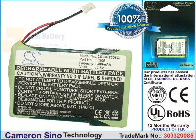 Аккумулятор CS-CPT306CL для Vodafone H20 3,6V 400Ah Ni-MH