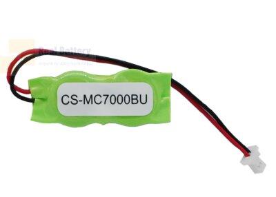 Аккумулятор CS-MC7000BU для Symbol MC70 2,4V 20Ah Ni-MH