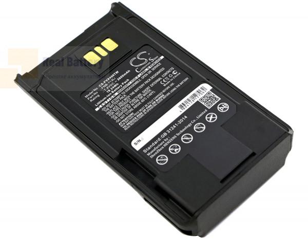 Аккумулятор CS-FVX450TW для YAESU VX-450 7,4V 2600Ah Li-ion
