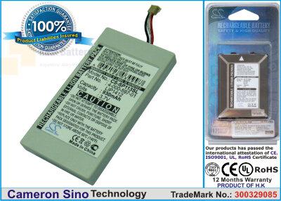 Аккумулятор CS-SP113SL для Sony PSP GO 3,7V 930Ah Li-ion