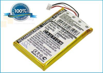 Аккумулятор CS-BT150SL для GlobalSat 11-TR151-LIB-TN1 3,7V 2000Ah Li-Polymer