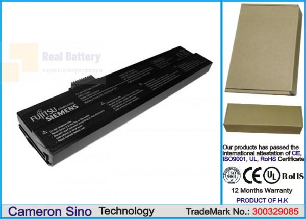 Аккумулятор CS-FU1640HB для Averatec 5500 11,1V 4400mAh Li-ion
