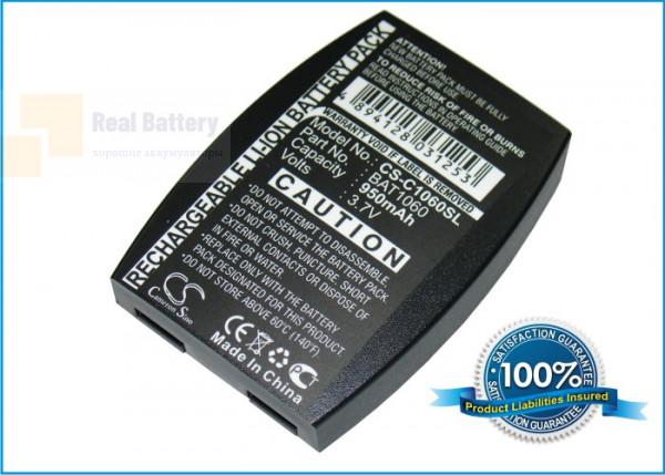 Аккумулятор CS-C1060SL для 3M C1060 3,7V 950Ah Li-ion