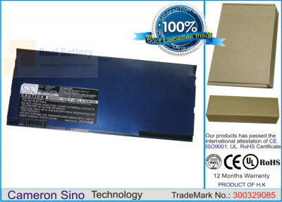 Аккумулятор CS-MSX360NB для MSI X-Slim 14,8V 2350Ah Li-Polymer