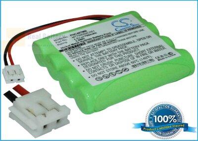Аккумулятор CS-PHC487MB для Philips SBC-EB4870 A1706 4,8V 700Ah Ni-MH