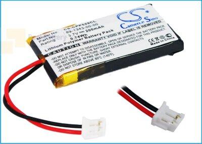 Аккумулятор CS-CPP529CL для Vxi BlueParrot B250-XT 3,7V 180Ah Li-Polymer