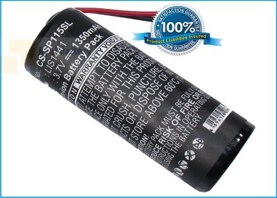Аккумулятор CS-SP115SL для Sony CECH-ZCM1E 3,7V 1350Ah Li-ion