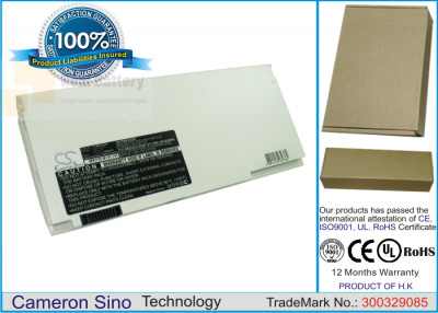Аккумулятор CS-MSX360HT для MSI X-Slim 14,8V 4400Ah Li-Polymer
