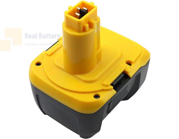 Аккумулятор для Dewalt DC528 (Flash Light) 14,4V 5Ah Li-ion CS-DEC730PX